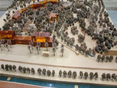 方案建筑模型
