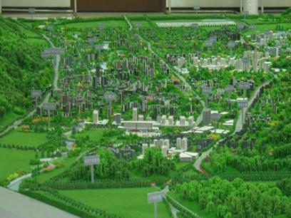 重庆规划模型