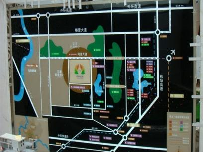 重庆区位模型