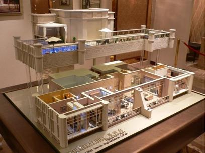 户型建筑模型制作